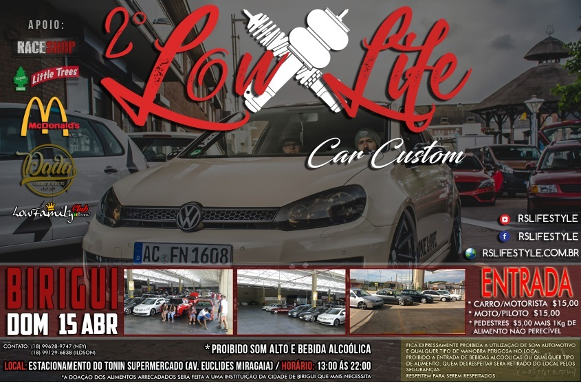 Low Life - Car Custom Birigui